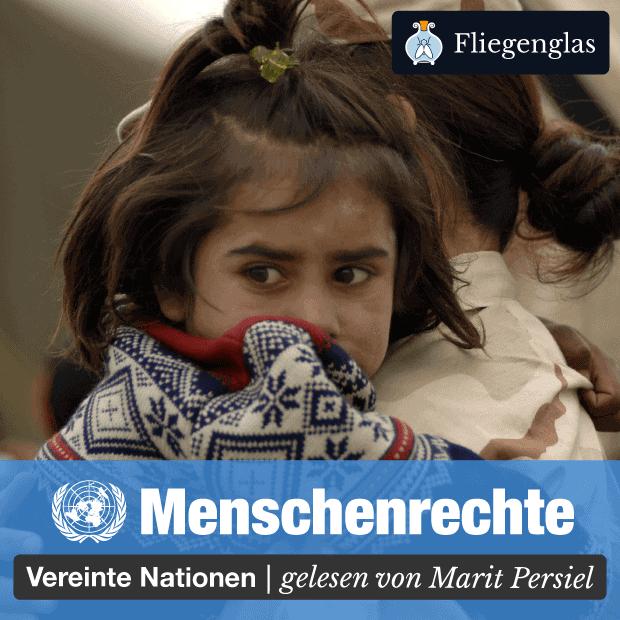 Menschenrechte – Human Rights – Vereinte Nationen – Politisches Hörbuch