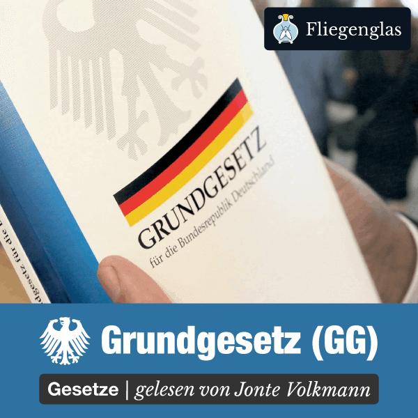 Grundgesetz – Hörbuch bei Fliegenglas