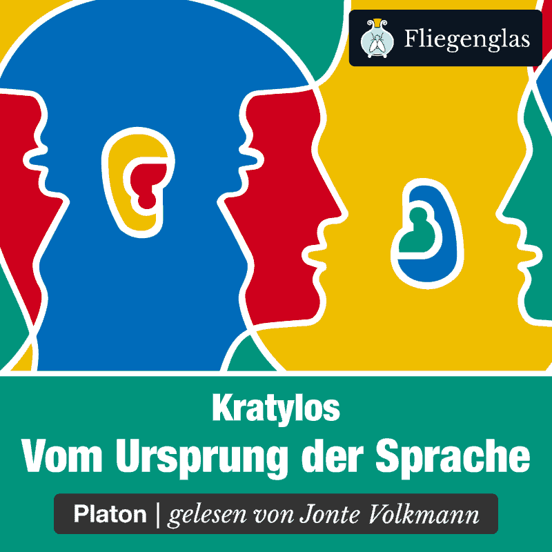 Kratylos – Platon – Ursprung der Sprache – Philosophie Hörbuch