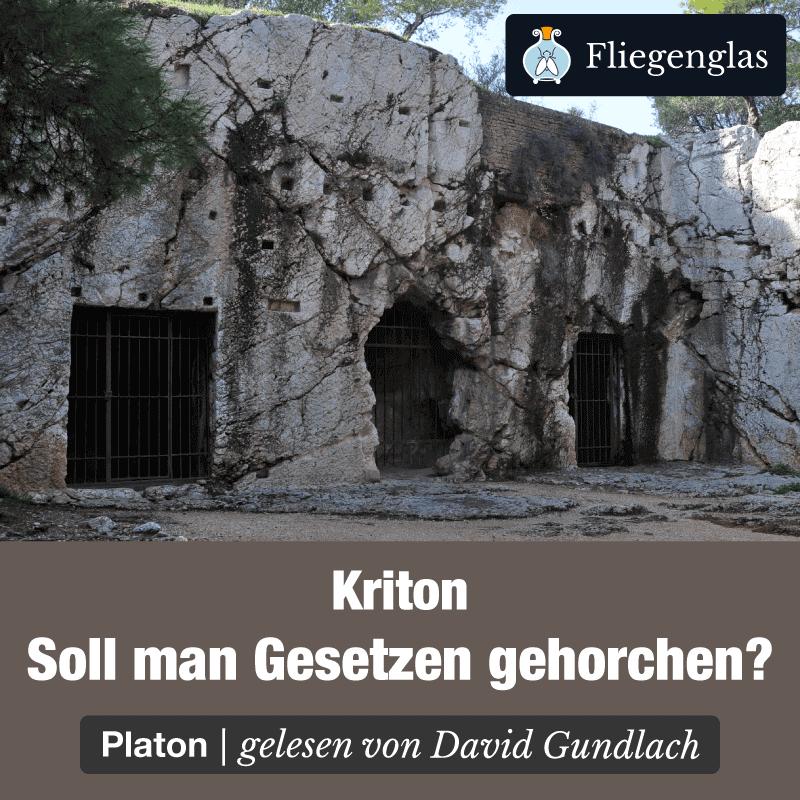 Kriton – Platon – Philosophie Hörbuch