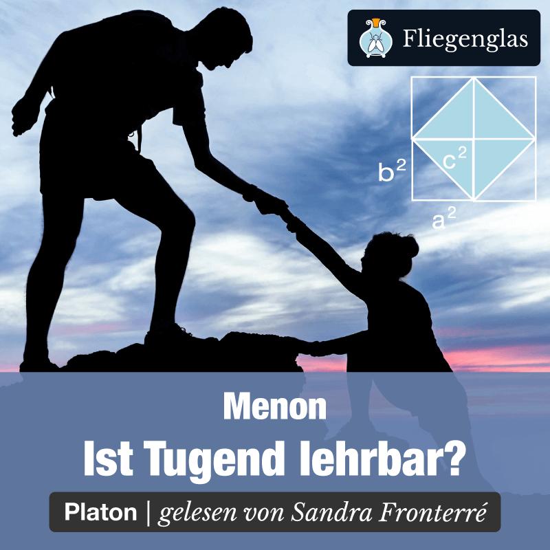 Menon – Platon – Philosophie Hörbuch