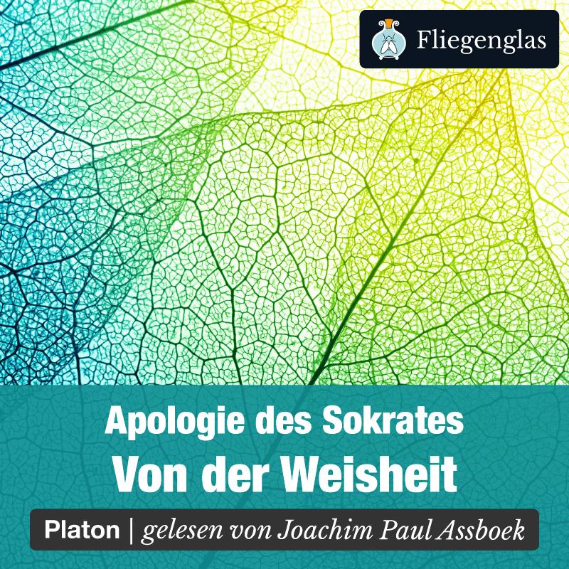 Apologie – Platon – Von der Weisheit – Philosophie Hörbuch