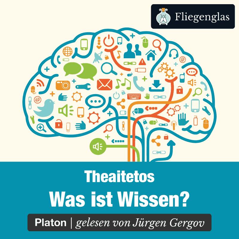 Theaitetos – Platon – Theätet – Was ist Wissen – Philosophie Hörbuch