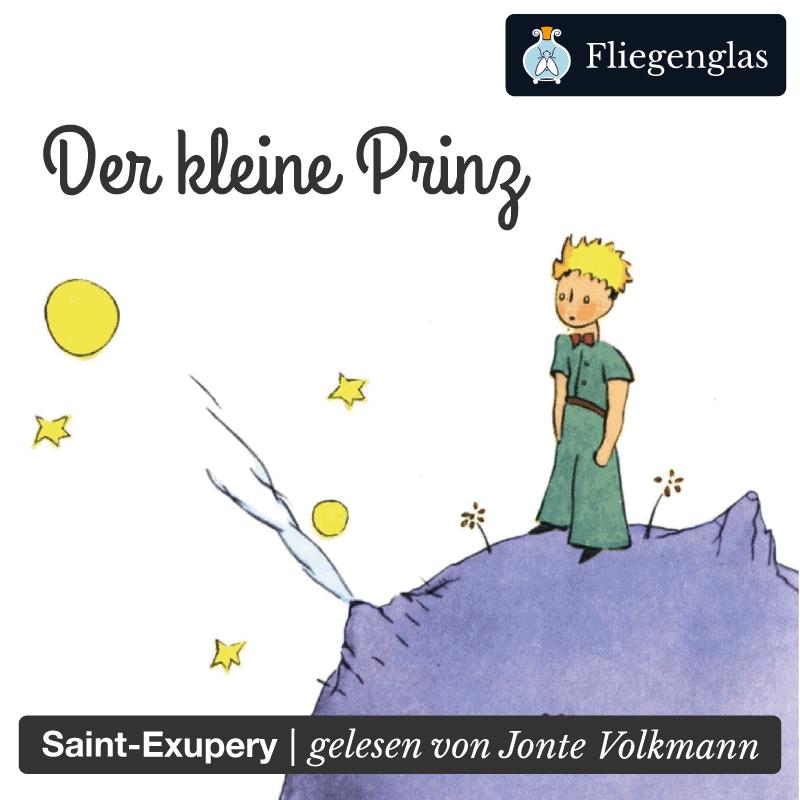 Der kleine Prinz – Saint-Exupéry – Literatur Hörbuch