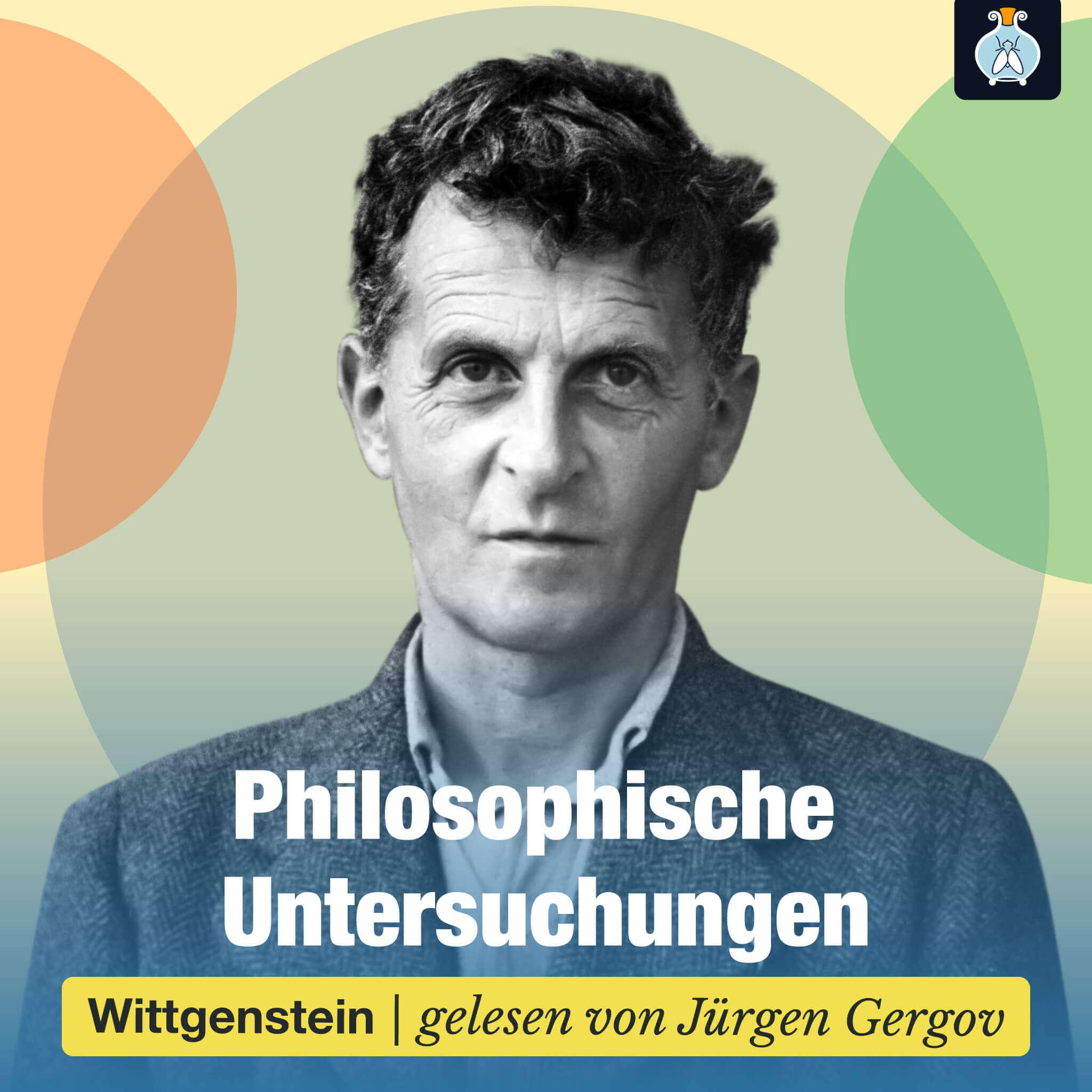Philosophische Untersuchungen von Ludwig Wittgenstein