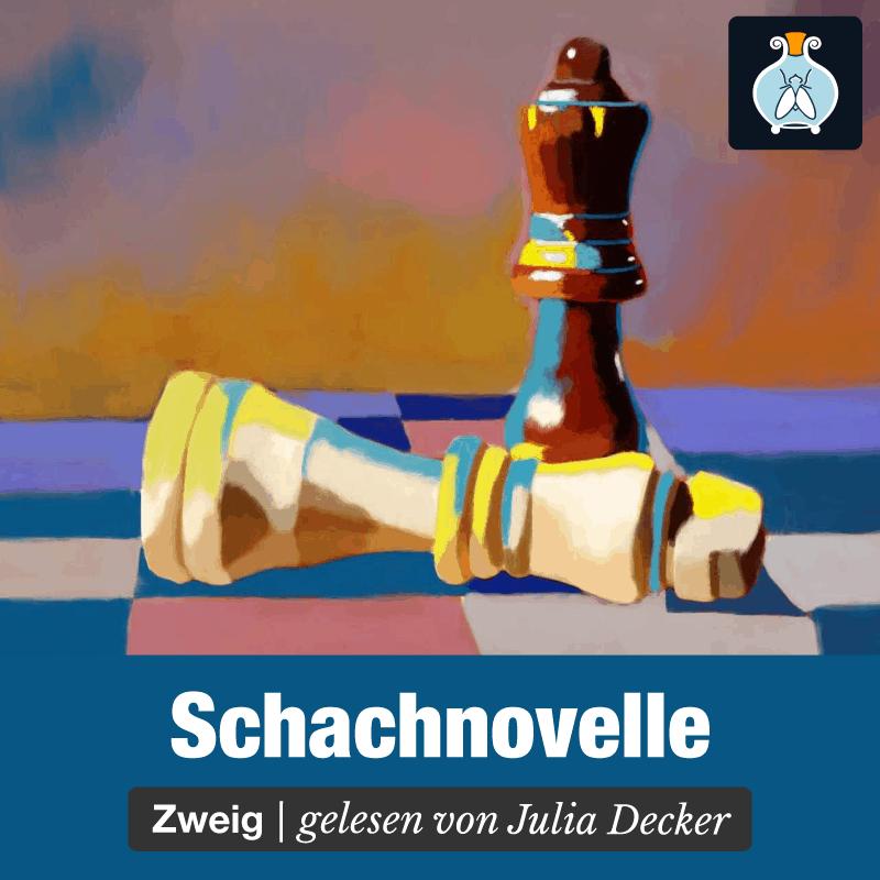 Schachnovelle – Stefan Zweig – Literatur Hörbuch