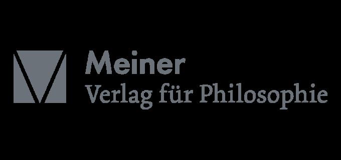 Logo Meiner Verlag für Philosophie