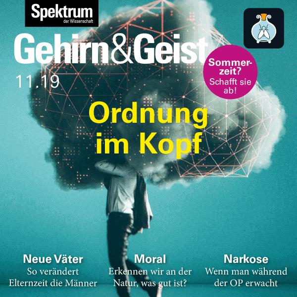 Ordnung im Kopf – Gehirn & Geist