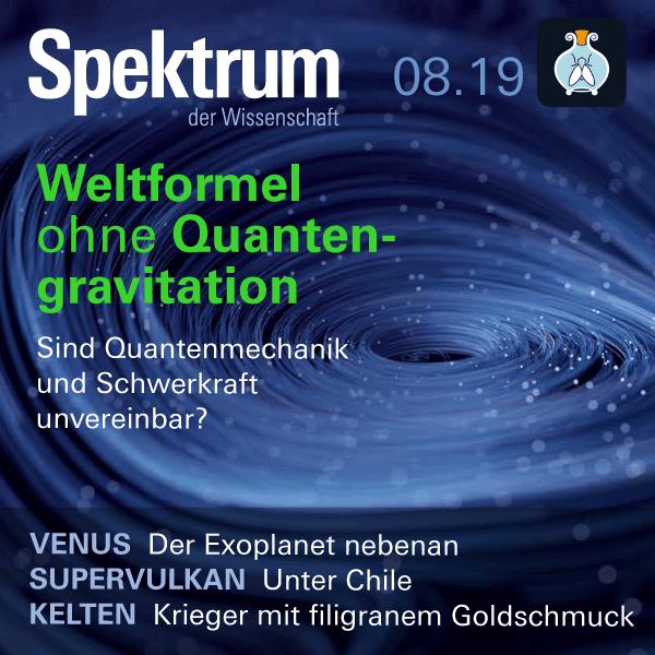 Weltformel ohne Quantengravitation: Sind Quantenmechanik und Schwerkraft unvereinbar? – Spektrum der Wissenschaft