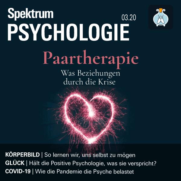 Paartherapie: Was Beziehungen durch die Krise hilft – Spektrum der Psychologie – Hörbuch