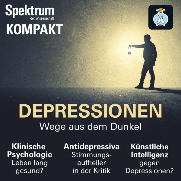 Depressionen – Wege aus dem Dunkel – Spektrum Kompakt – Hörbuch