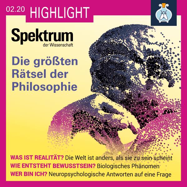 Die größten Rätsel der Philosophie – Spektrum Highlights – Hörbuch