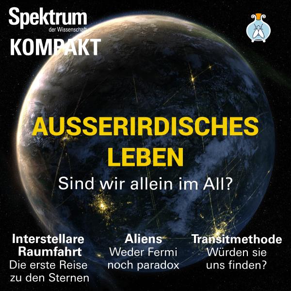 Astrobiologie – Ausserirdisches Leben – Spektrum Kompakt – Hörbuch