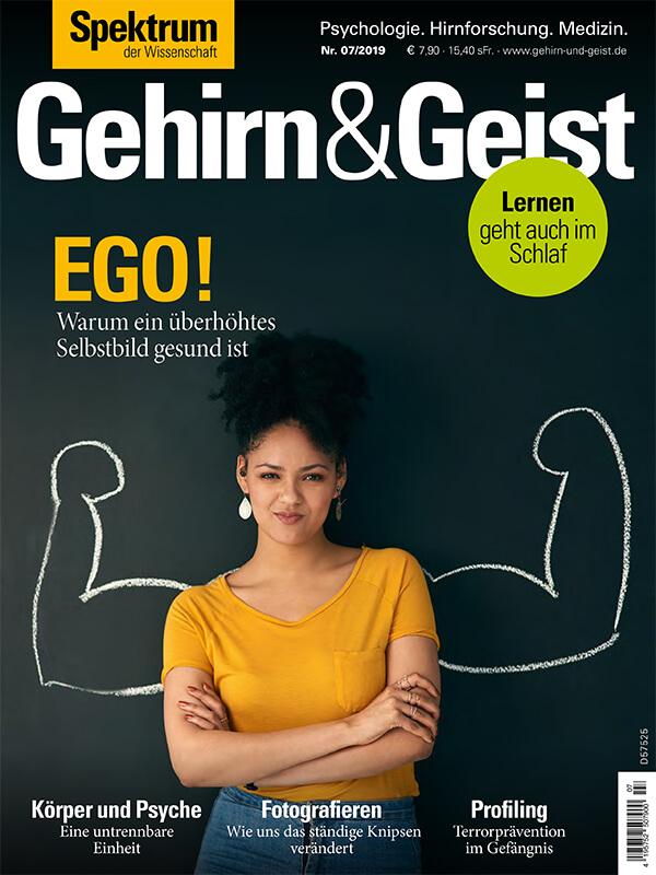 EGO! – Warum ein überhöhtes Selbstbild gesund ist – Gehirn und Geist – Hörbuch
