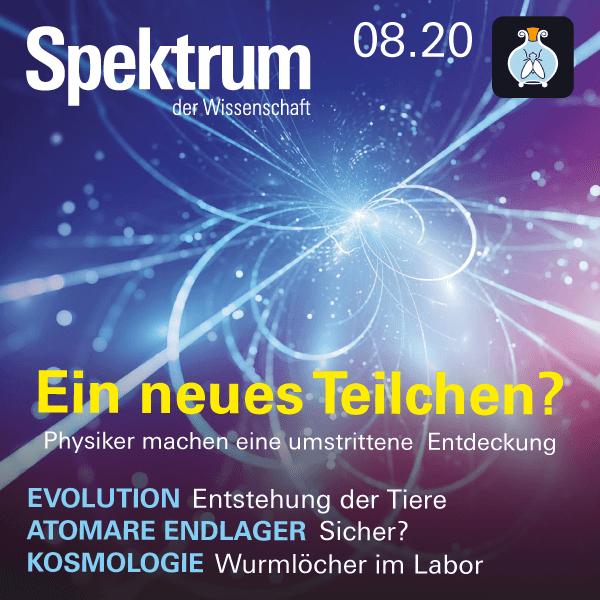 Ein neues Teilchen? – X17 – Spektrum der Wissenschaft – Hörbuch