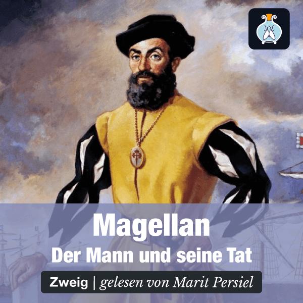 Stefan Zweig – Magellan – Der Mann und seine Tat – Hörbuch