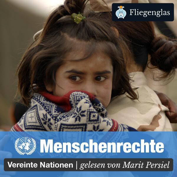 Allgemeine Erklärung der Menschenrechte (Vereinte Nationen) – Hörbuch