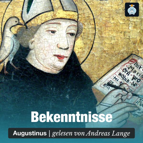 Bekenntnisse von Augustinus – Hörbuch