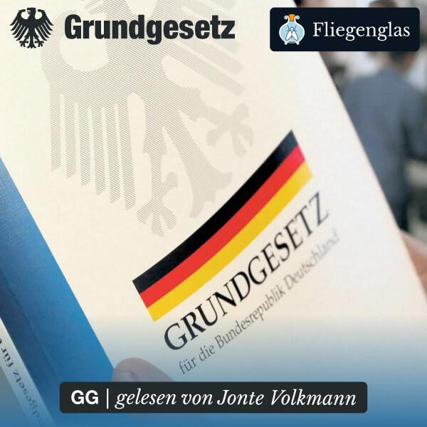 GG - Grundgesetz für die Bundesrepublik Deutschland (Hörbuch)