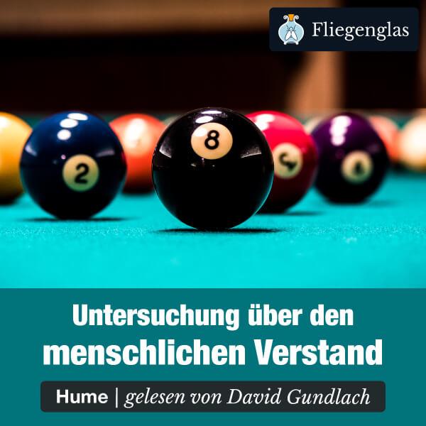 Untersuchung über den menschlichen Verstand von David Hume – Hörbuch