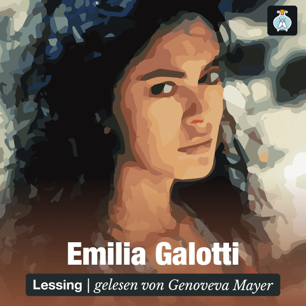 Emilia Galotti – Lessing – Hörbuch