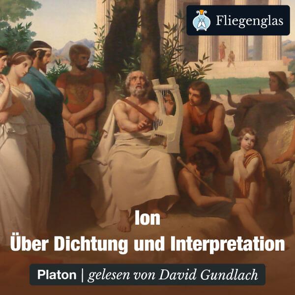 Ion: Über Dichtung und Interpretation (Platon) – Hörbuch