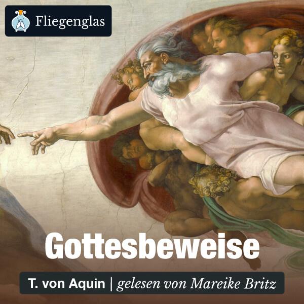 Thomas von Aquin: Gottesbeweise – Hörbuch