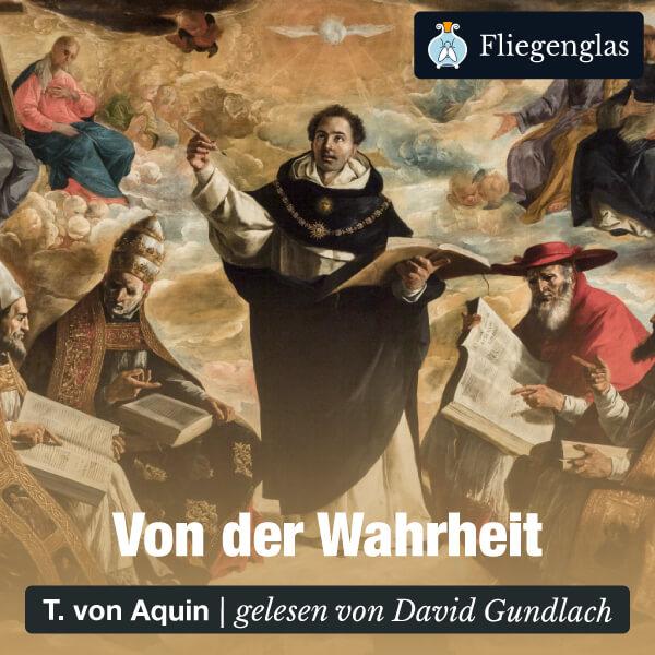 Thomas von Aquin, Von der Wahrheit – Hörbuch