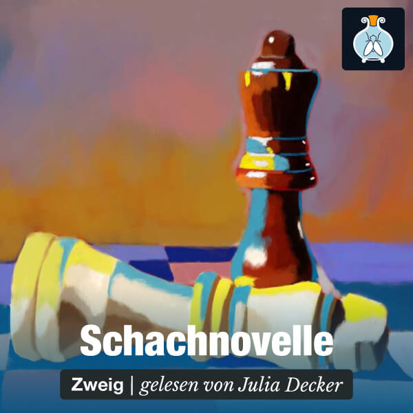 Schachnovelle von Stefan Zweig – Hörbuch