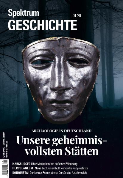 Archäologie in Deutschland: Unsere geheimnisvollsten Stätten – Spektrum Geschichte – Hörbuch