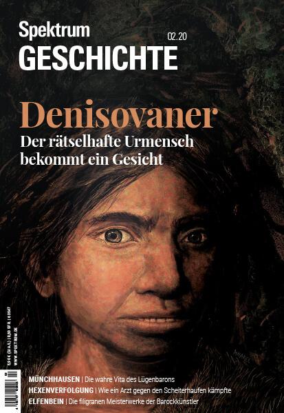 Denisovaner: Der rätselhafte Urmensch bekommt ein Gesicht – Spektrum Geschichte – Hörbuch