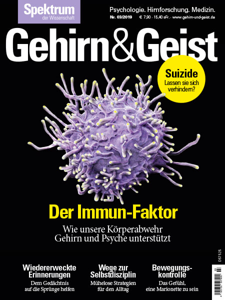 Der Immun-Faktor: Wie unsere Körperabwehr Gehirn und Psyche unterstützt – Gehirn und Geist – Hörbuch