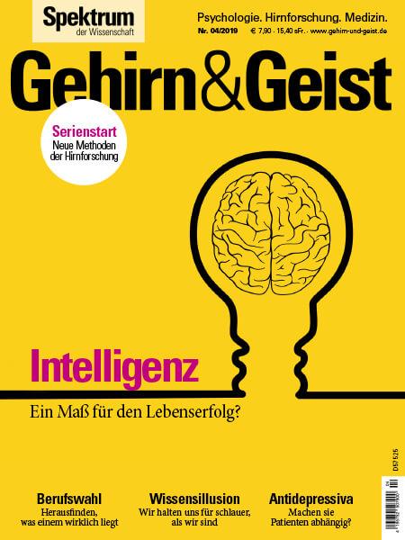 Intelligenz: Ein Maß für den Lebenserfolg? – Gehirn und Geist – Hörbuch