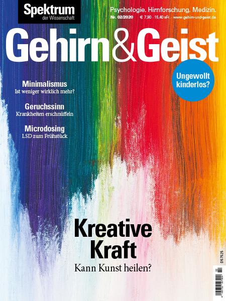 Kreative Kraft: Kann Kunst heilen? – Gehirn und Geist – Hörbuch