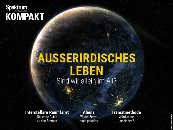 Astrobiologie: Ausserirdisches Leben – Spektrum der Wissenschaft Kompakt – Hörbuch