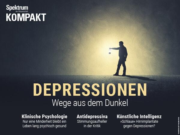 Depressionen – Wege aus dem Dunkel – Spektrum der Wissenschaft Kompakt – Hörbuch