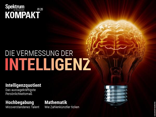 Die Vermessung der Intelligenz – Spektrum der Wissenschaft Kompakt – Hörbuch