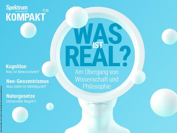 Realität – Was ist real? – Am Übergang von Wissenschaft und Philosophie – Spektrum der Wissenschaft Kompakt – Hörbuch