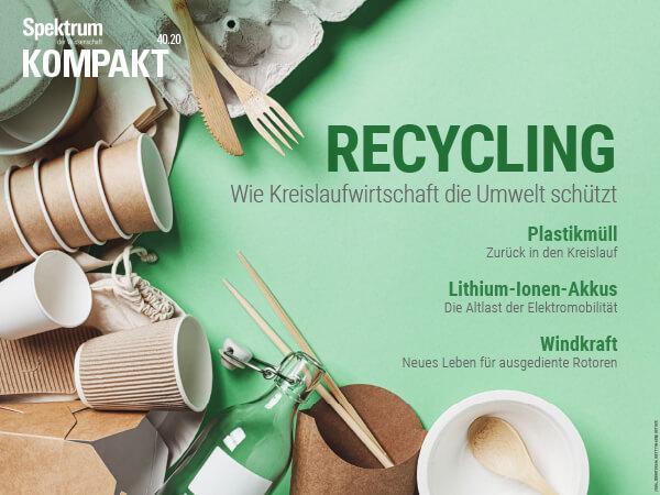 Recycling: Wie Kreislaufwirtschaft die Umwelt schützt – Spektrum der Wissenschaft Kompakt – Hörbuch