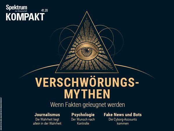Verschwörungsmythen: Wenn Fakten geleugnet werden – Spektrum der Wissenschaft Kompakt – Hörbuch