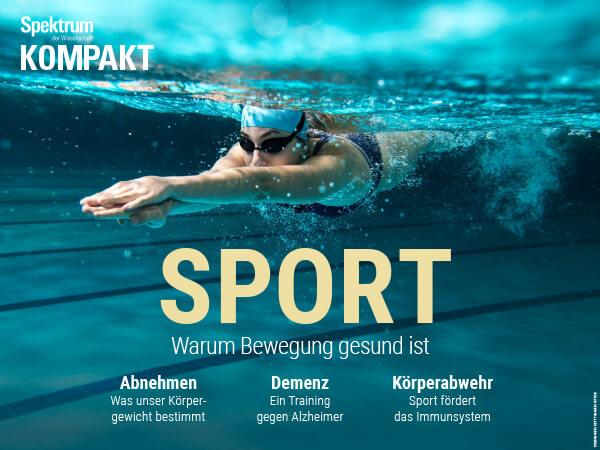 Sport: Warum Bewegung gesund ist – Spektrum Kompakt – Hörbuch