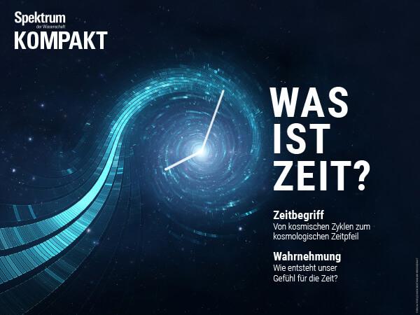 Was ist Zeit? – Spektrum der Wissenschaft Kompakt – Hörbuch