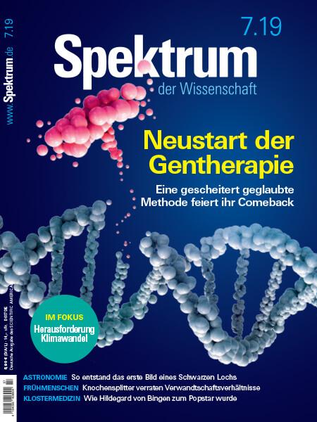 Gentherapie: Neustart – Eine gescheitert geglaubte Methode feiert ihr Comeback – Spektrum der Wissenschaft – Hörbuch