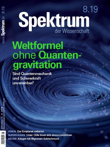 Quantengravitation: Sind Schwerkraft und Quantenmechanik unvereinbar? – Spektrum der Wissenschaft – Hörbuch