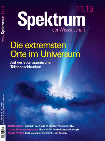 Die extremsten Orte im Universum – Spektrum der Wissenschaft – Hörbuch