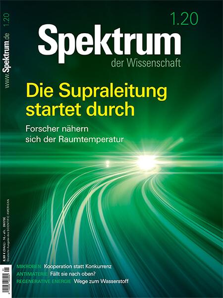 Die Supraleitung startet durch – Spektrum der Wissenschaft – Hörbuch