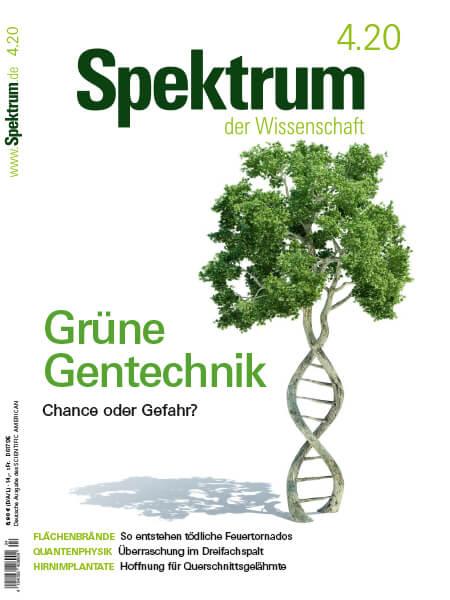 Gentechnik: Die neue grüne Revolution – Chance oder Gefahr? – Spektrum der Wissenschaft – Hörbuch