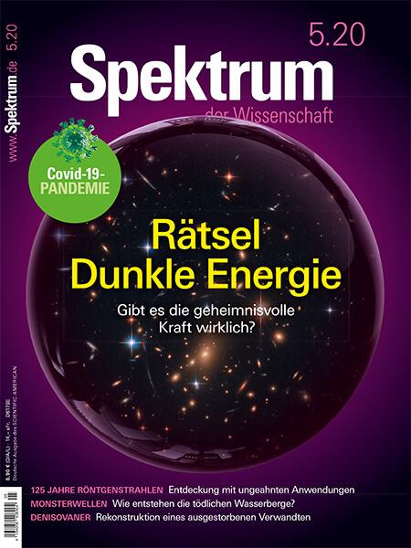 Dunkle Energie: Ein Rätsel, gibt es sie überhaupt? – Spektrum der Wissenschaft – Hörbuch