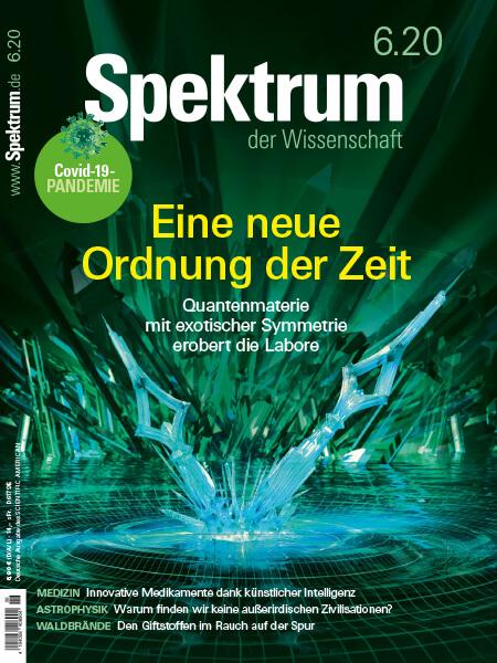 Zeitkristalle: Eine neue Ordnung der Zeit – Spektrum der Wissenschaft – Hörbuch