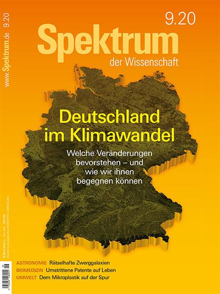 Deutschland im Klimawandel – Spektrum der Wissenschaft – Hörbuch
